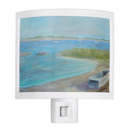 A DAY ON THE WATER Night Light