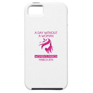 A Day Without A Woman Case For The iPhone 5