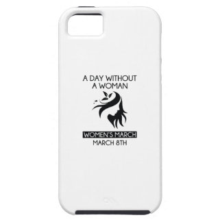 A Day Without A Woman iPhone 5 Cover