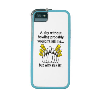 A Day Without Bowling Cover For iPhone 5/5S