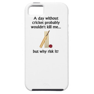 A Day Without Cricket iPhone 5 Cases