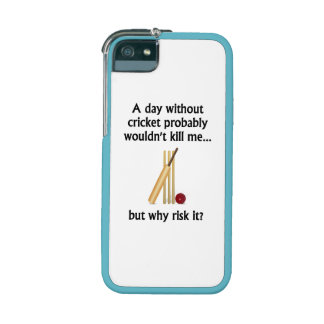 A Day Without Cricket Cover For iPhone 5
