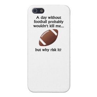 A Day Without Football iPhone 5 Case