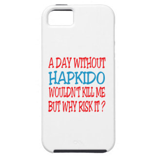 A Day Without Hapkido. iPhone 5 Cases