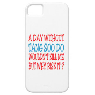 A Day Without Tang Soo do. iPhone 5 Cover