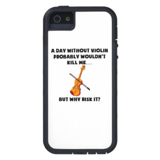 A Day Without Violin iPhone 5 Covers