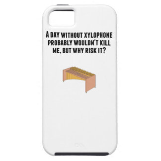 A Day Without Xylophone iPhone 5 Cases