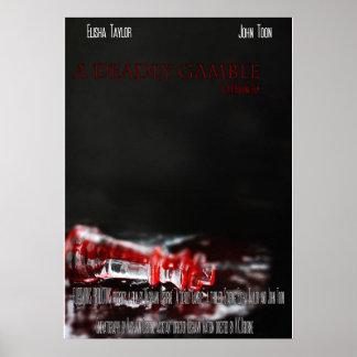 A Deadly Gamble Poster
