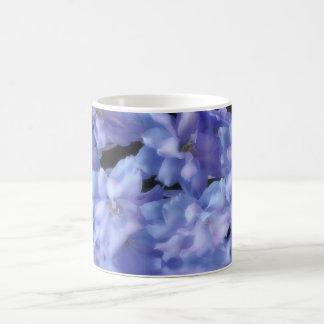 A - Delphinium Blue Etherial Coffee Mug