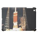A Delta IV Heavy rocket lifts off iPad Mini Cover