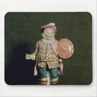 A Derby figure of Falstaff Mouse Pad