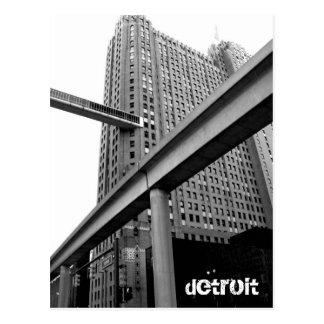 A Detroit Perspective Postcard