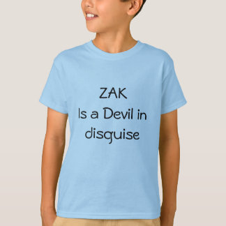 A Devil in disguise T-Shirt