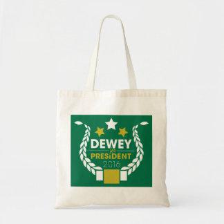 A Dewey Tote! Tote Bag