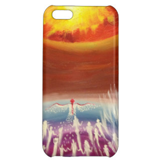A Divine Journey Cover For iPhone 5C