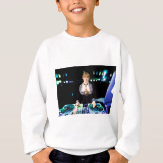 A DJ at the Folies-Bergère Sweatshirt