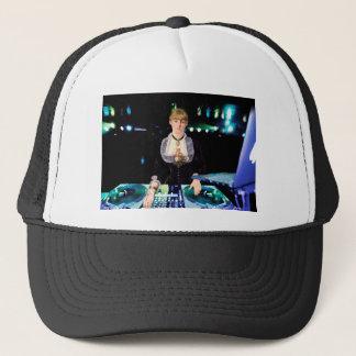 A DJ at the Folies-Bergère Trucker Hat