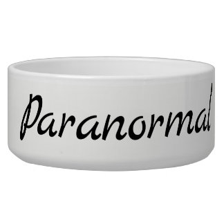 A dog is part of the family too, Paranormal Family