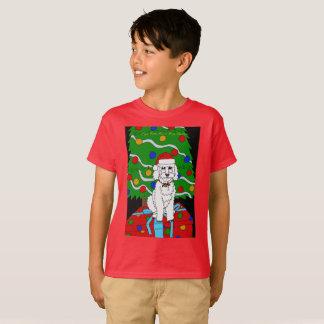 A Doggo Christmas Kids-T T-Shirt
