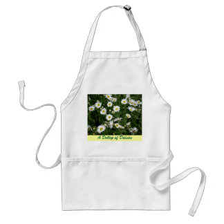 A Dollop of Daisies Standard Apron