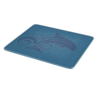 A Dolphin Cutting Board