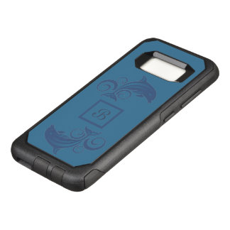 A Dolphin OtterBox Commuter Samsung Galaxy S8 Case