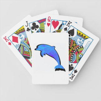 A Dolphins Tale Bicycle Playing Cards