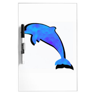 A Dolphins Tale Dry Erase Board