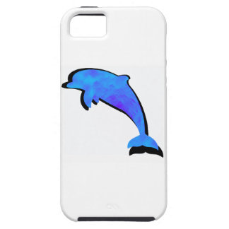 A Dolphins Tale iPhone 5 Cover