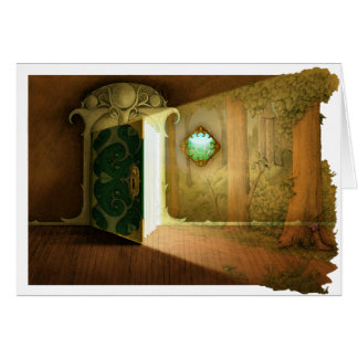 A Door To . . . Card