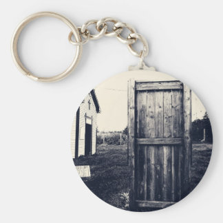 A Door To The Past Keychain