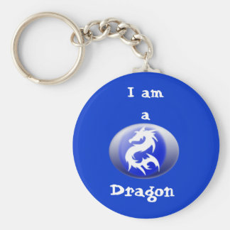 A dragon's keychain