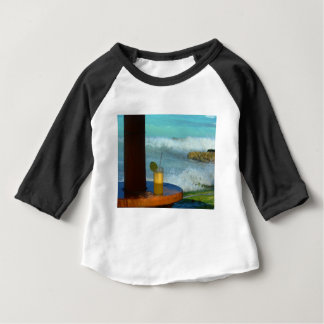 A Drink At The Beach Baby T-Shirt