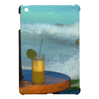 A Drink At The Beach iPad Mini Cover