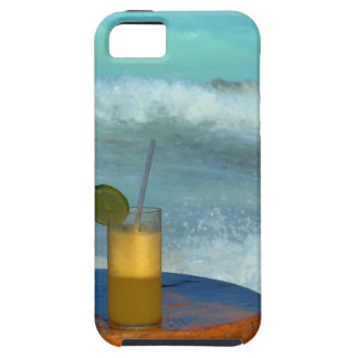 A Drink At The Beach iPhone 5 Case
