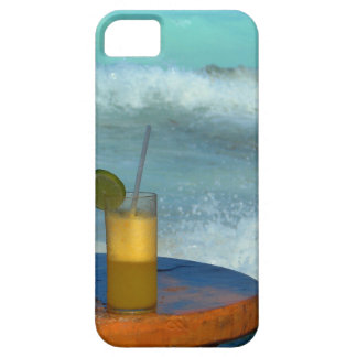 A Drink At The Beach iPhone 5 Cover