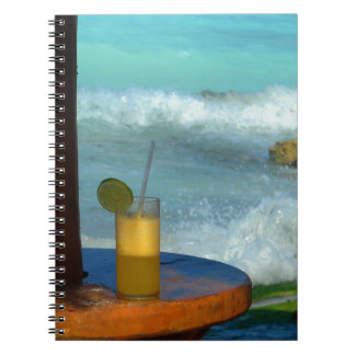 A Drink At The Beach Notebooks