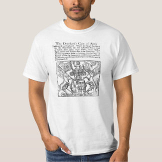 A Drunkard's Coat of Arms Original T-Shirt