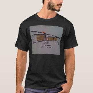 A Eichler home on a T #1 T-Shirt