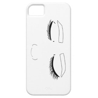 A Face iPhone 5 Cover