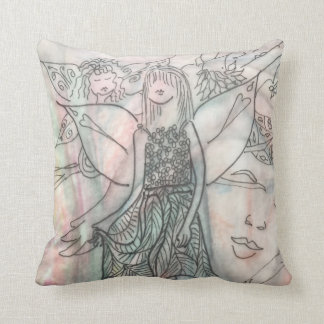 A fairie sweet pillow for a sweet fairie dream