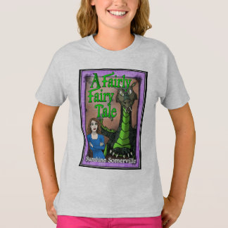 A Fairly Fairy Tale Girl's T-Shirt