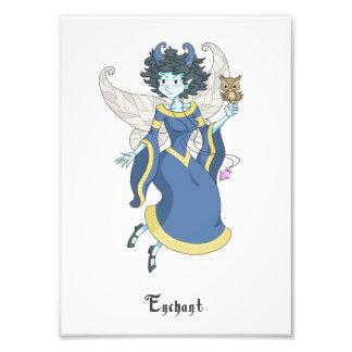A fairy named Enchant Photographic Print