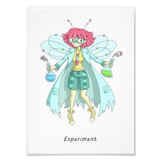 A fairy named Experiment Photo