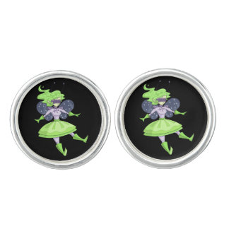 A fairy named Voyage Cuff Links