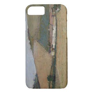 A Farm Among Hills, Giverny, c.1887 iPhone 7 Case