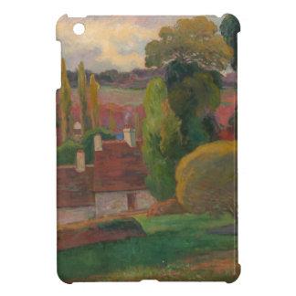 A Farm in Brittany - Paul Gauguin Case For The iPad Mini
