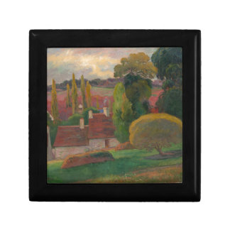 A Farm in Brittany - Paul Gauguin Gift Box