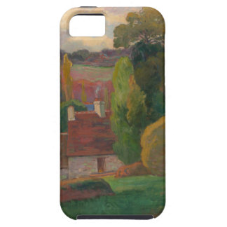 A Farm in Brittany - Paul Gauguin iPhone 5 Cover