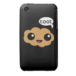 A Fart in the Dark iPhone 3 Cases